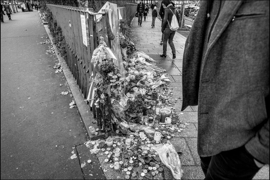 Paris chagrin