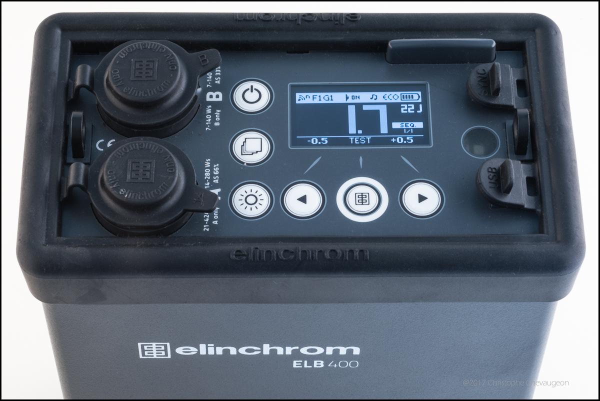 ELB400 Shell
